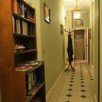 book sharing corner