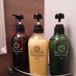 酒店提供的衛浴用品