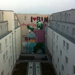 I love Hotel Tryp Berlin Mitte