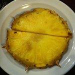 Un ananas d'époque