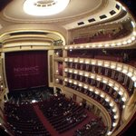 Зал Венской оперы