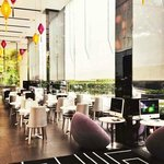 Lobby/restoran
