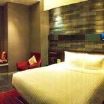 Kamar tidur yang super luas!