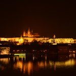 Prague Castle at night!!!!