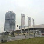 BMW總部就在旁邊