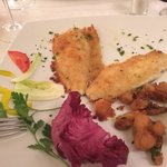 Very good fish filet