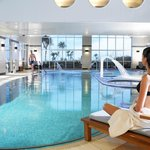 Heated Seawater Therapy Pool