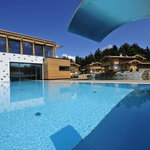 Badehaus + Outdoor Pool