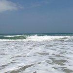 Cua Dai beach in March
