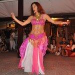 Pachuka, la danzatrice Arianna Sambo