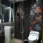 乾淨的浴室
