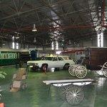 Музей транспорта (кусочек)