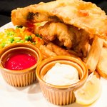 Paddy's Fish & Chips!!