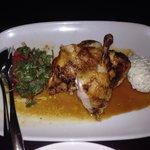 Saffron chicken - best of the night!