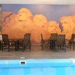 Very Nice Pool and Warm