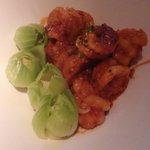 Prawn dish with veg ;-)