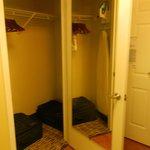 Full Double Closet