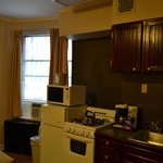 Kitchenette and Window