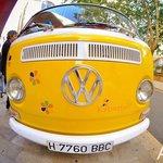 Una de uestras Volkswagen; Katmandu, la más hippie