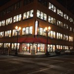 Powell's at Night