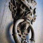 Кольцо на входных воротах