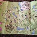 Brookgreen gardens map