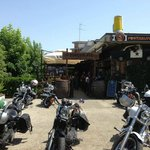 Powerslave Cafe