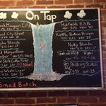 Beer List (April 2014)