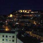 Terraza de nocheq