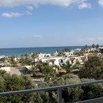 Vue sur mer : balcon chambre