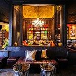 Taste Restaurant Lounge/Bar Area
