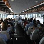 Todos los viajes se disfrutan en cómodas embarcaciones con refrigerio a bordo