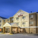 Fairfield Inn & Suites Ashland hotel front