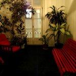Sala de estar de la 3ª Planta