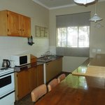Kitchen in Lilac Lodge 1 +2 (One unit)