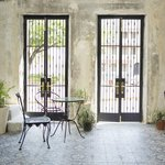 Jazz Club patio/entrance
