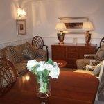 Sitting/dining/meeting room, Arley Suite