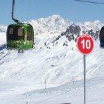 Val Thorens, Europe's highest ski resort