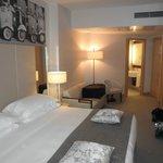 Guest room #601