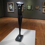 Alberto Giacometti, Walking Woman.
