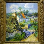 Van Gogh, Houses at Auvers (1890).