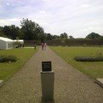 The entrance of The Medicine Garden <3