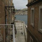 Street View from Ground Floor Balcony