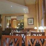Mirabeau - Restaurant Interior