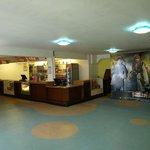 kiosk/box office
