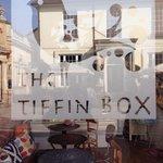 Tiffin box logo