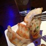 Dumplings are yummy.