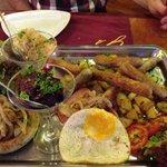 Sausages platters