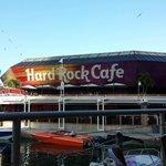 Hard Rock Cafe @ Bayside Marketplace,  Miami FL