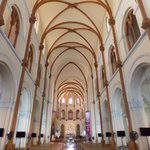 Inside Notre Damn